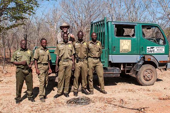 VFAPU - Anti Poaching Team