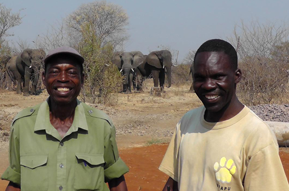 VFAPU - Anti poaching makes a difference